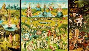 El jardín de las delicias - El Bosco