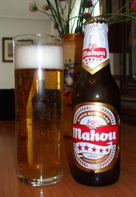 Image result for mahou 5 estrellas