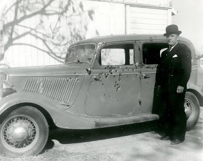 Image result for bonnie and clyde car