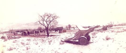 Image result for artilleria montaña segovia