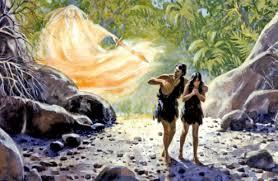 Resultado de imagen de expulsion del paraiso