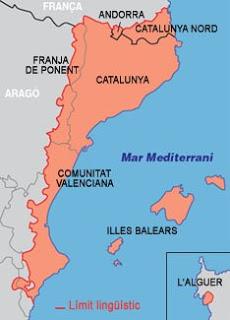Resultado de imagen de paisos catalans